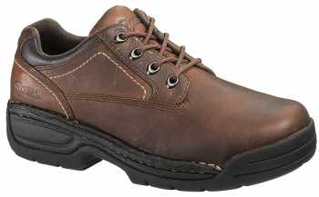 HyTest 10151 Men's, Brown, Steel Toe, EH, Opanka Oxford