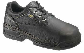 HYTEST 10250 Men's, Black, Steel Toe, EH, Internal Met, Opanka Oxford