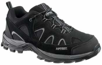 HYTEST 11350 Black Electrical Hazard, Steel Toe Men's Multisport Low