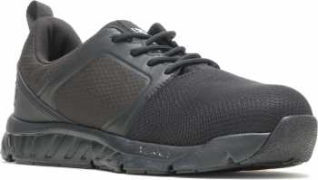 HYTEST 11509 Alastar XERGY, Men's, Midnight Black, Nano Toe, SD, Casual Oxford