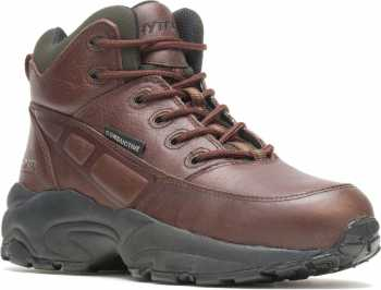 HYTEST 12071 Brown Conductive Steel Toe Unisex Hiker