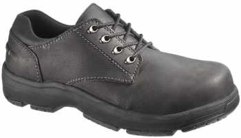 HYTEST 30410 Black Static Dissipating, Composite Toe Men's Oxford