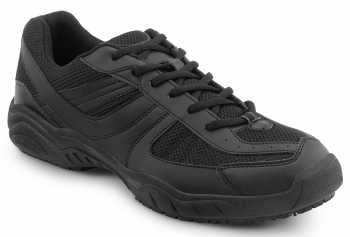 SR Max SRM160 Austin, Women's, Black, Athletic Style Slip Resistant Soft Toe Work Shoe