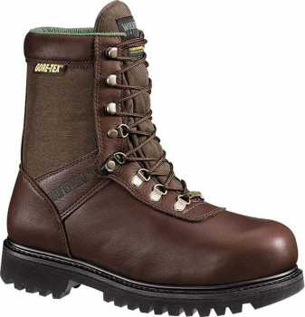 Wolverine WW3805 Big Horn, Men's, Brown, Comp Toe, EH, WP/Insulated, 8 Inch Boot